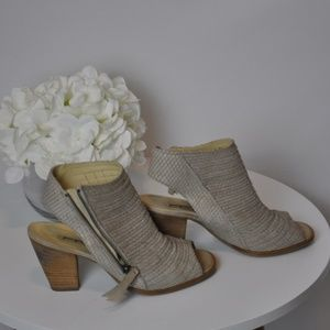 Paul Green Cayenne Booties in Sand - 7